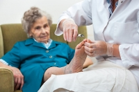 The Importance of Proper Foot Care for the Elderly